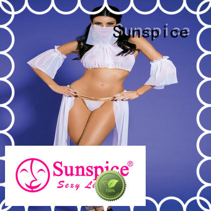 sexy halloween lingerie idea for ladies Sunspice