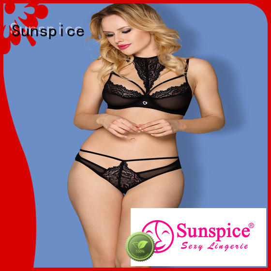 Sunspice luxury lingerie sets idea for adults
