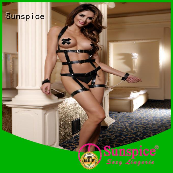 Sunspice best satin lingerie fetish ladies