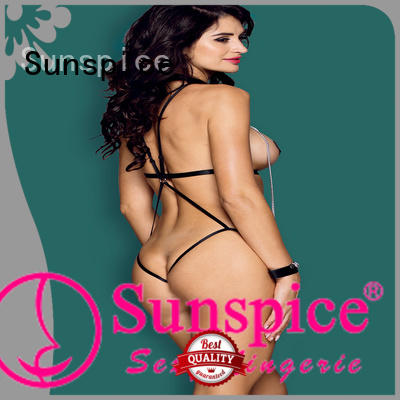 stylish best sexy lingerie suitable for female Sunspice