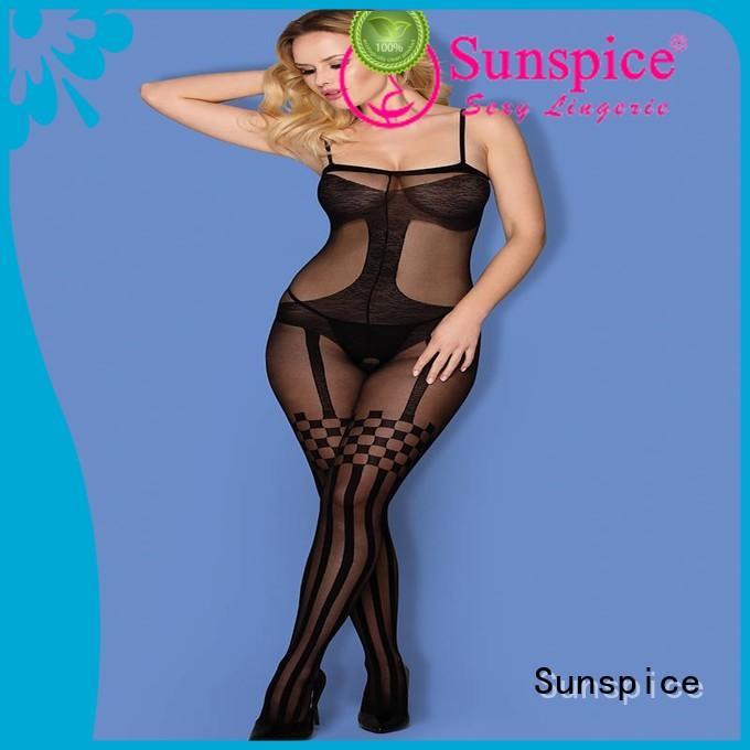 cheap catsuit female Sunspice