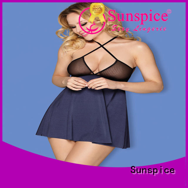 Sunspice babydoll outfit suitable for female