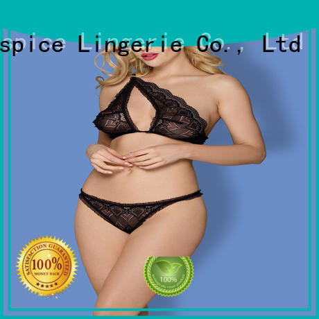 Sunspice Wholesale crotchless lingeries suppliers for female