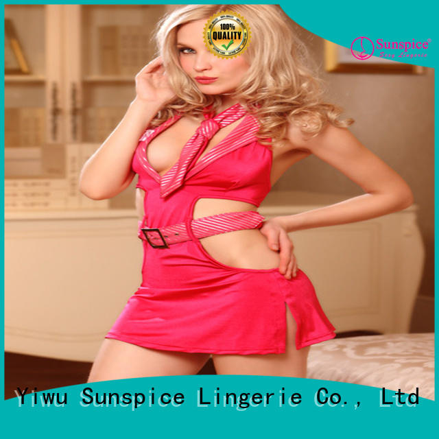 Sunspice secretary outfit sexy chose for ladies