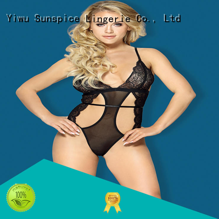Sunspice teddy teddy bodysuit manufacturers for ladies