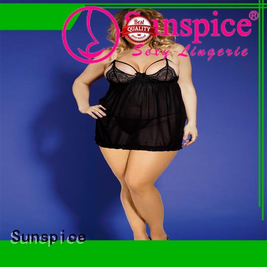 Sunspice professional best lingerie for plus size women idea for women
