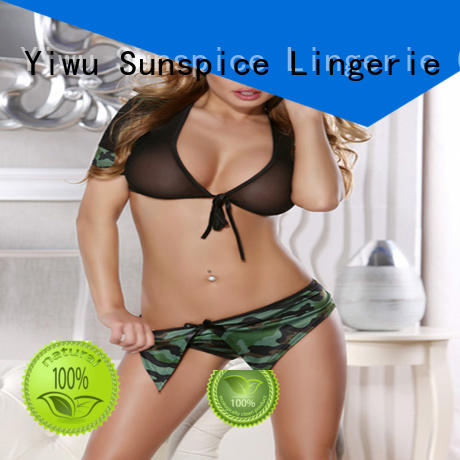 Sunspice costume sexy army girl costume company for female