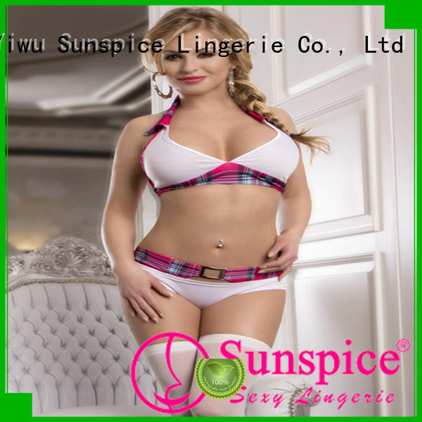 Sunspice Top sexy school girl cosplay suppliers for adults
