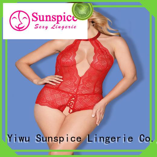 Sunspice New teddy bodysuit company for female