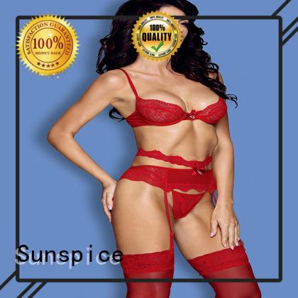 Sunspice Best garter belt lingerie suppliers for women