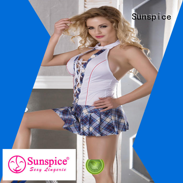 Sunspice sexy japanese school girl lingerie for sale for adults