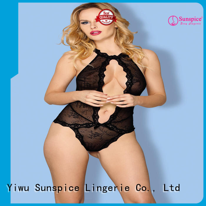 Sunspice Custom teddies and bodysuits supply for adults