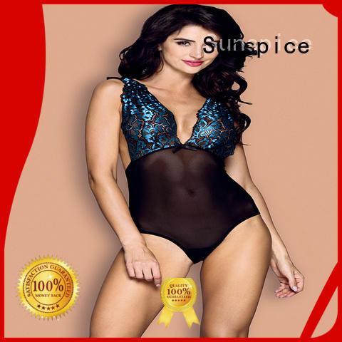 Sunspice lingerie teddy bodysuit for sale for ladies