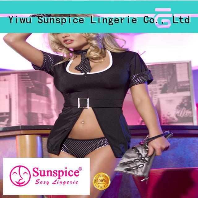 Sunspice beautiful secretary costume sexy idea for women