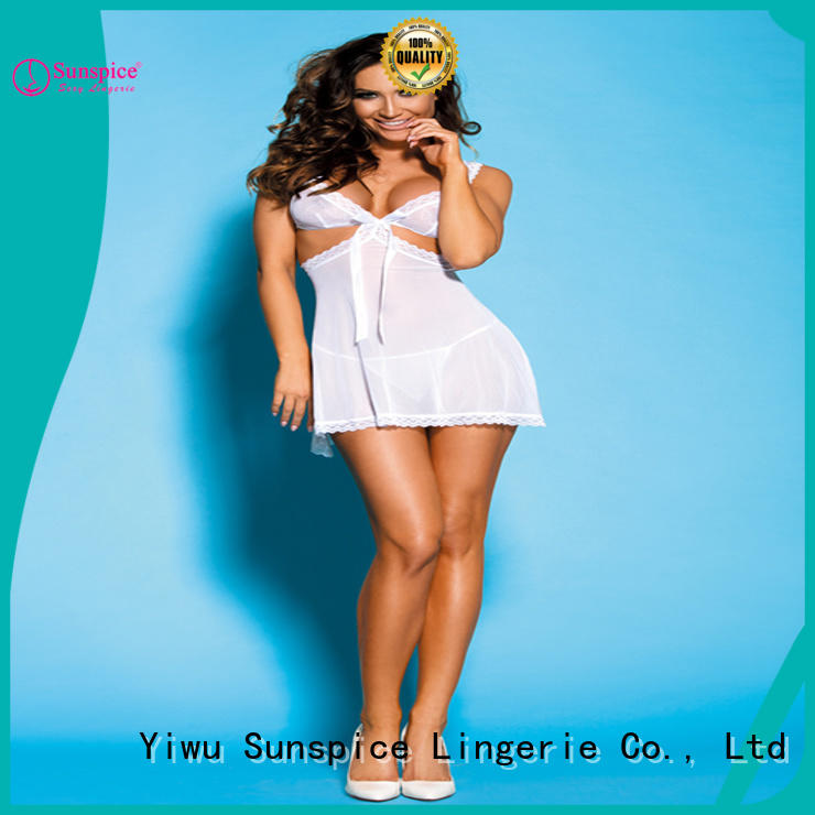 Sunspice lingerie wedding gown lingerie for business for adults