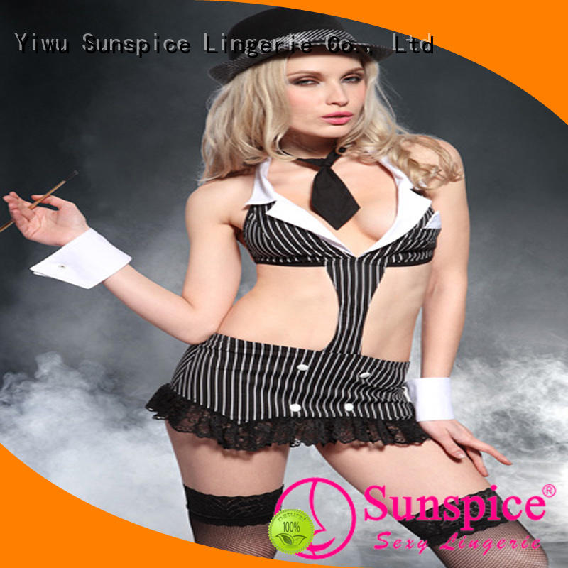 Sunspice beautiful sexy lingerie costumes idea for ladies