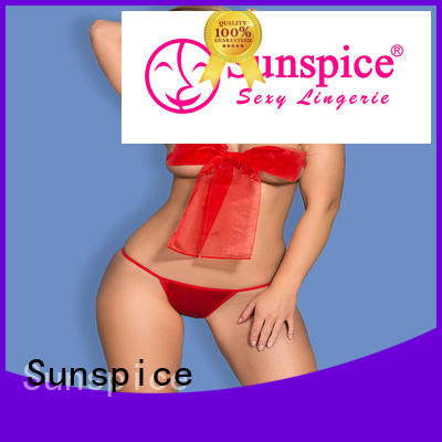 Sunspice cheap valentines day lingerie suitable for ladies