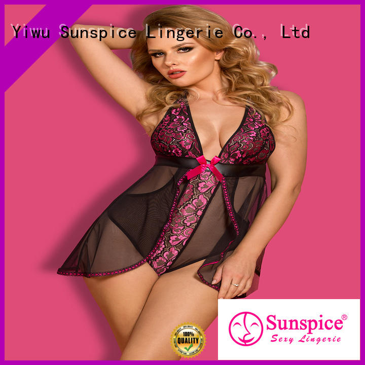 Sunspice teddy one piece teddy supply for adults