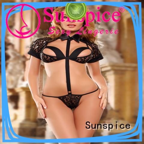 Sunspice full lingerie set idea for women