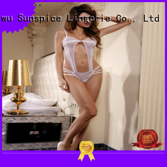 Sunspice New wedding lingerie set manufacturers for ladies
