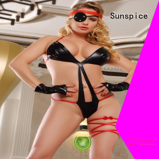 Sunspice Wholesale sexy female pirate costume factory for ladies