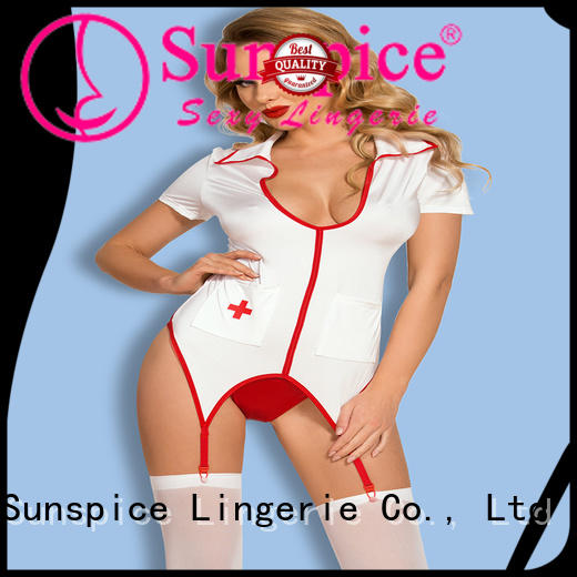 Sunspice Best sexy nurse outfit halloween for sale for women