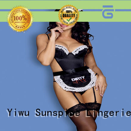 Wholesale maid lingerie costume manufacturers for women