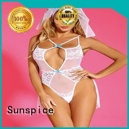 Sunspice bridal cute honeymoon lingerie for sale for adults