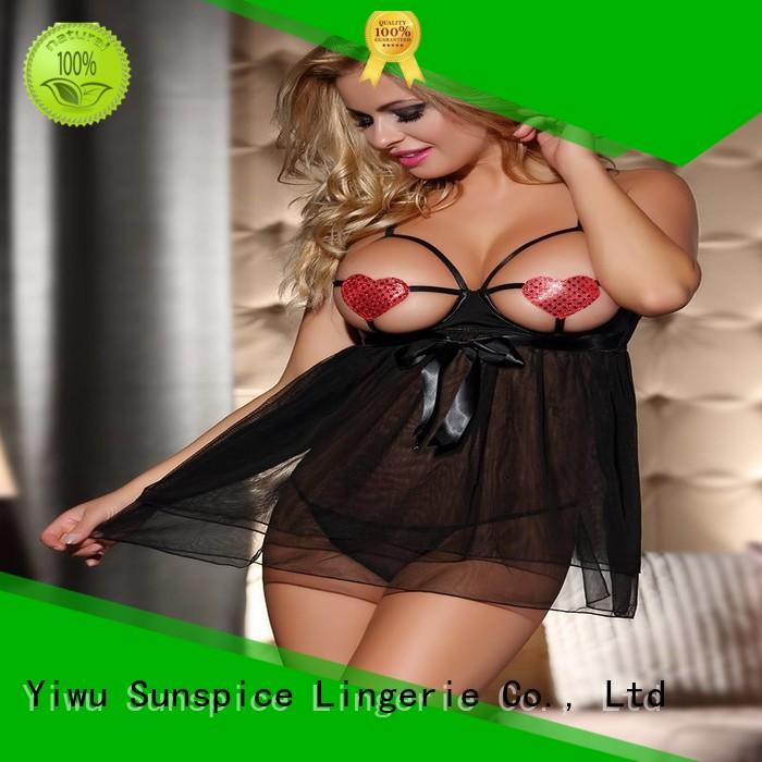 Sunspice Custom hot babydoll for business for adults