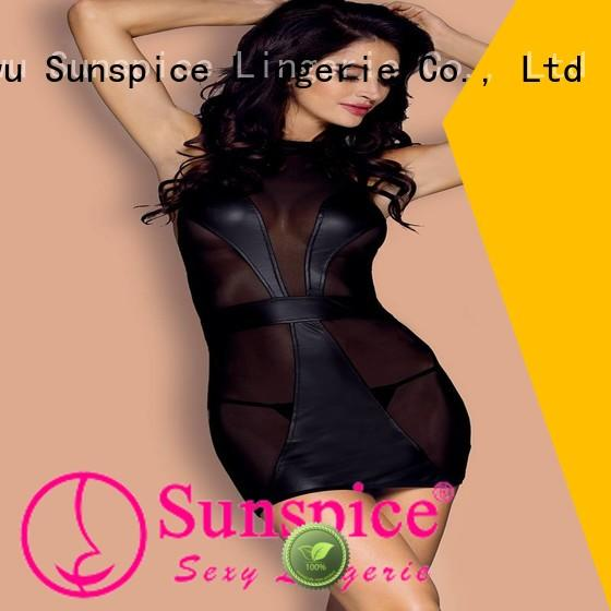 Sunspice professional white clubwear chose for ladies