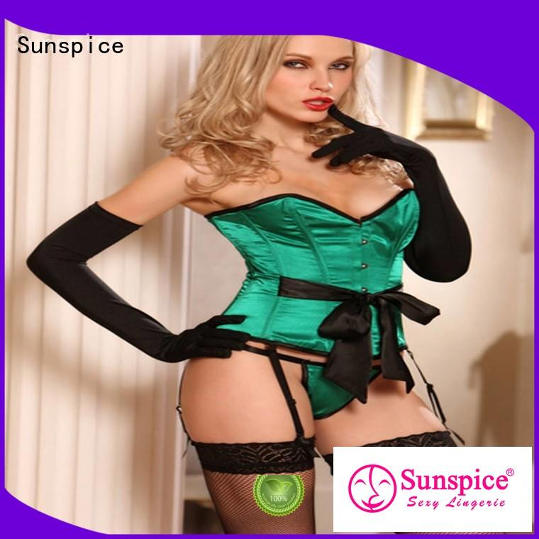 Wholesale lace corset lingerie corset supply for adults