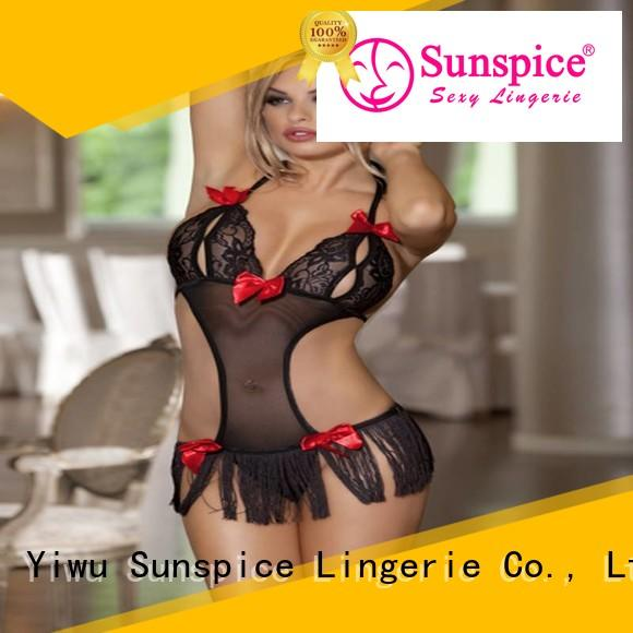 Sunspice Best teddies and bodysuits supply for female