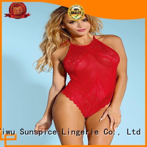 Sunspice Top teddy sleepwear factory for adults