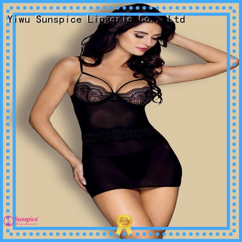 Sunspice lingerie babydoll dresses nightwear supply for adults