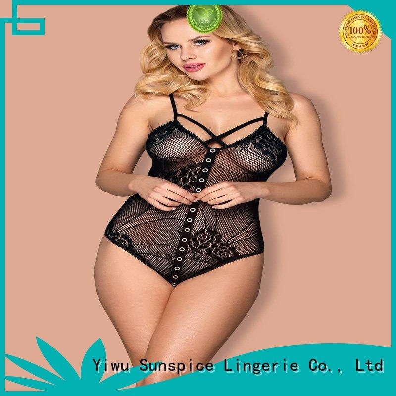 Sunspice Top whole body stocking factory for ladies