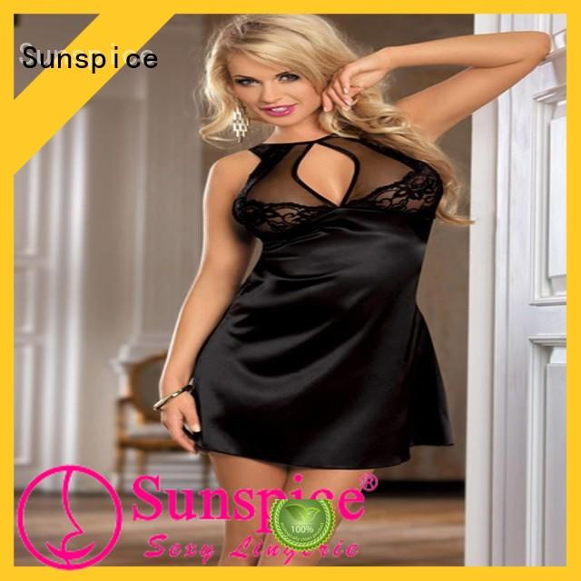 Sunspice High-quality babydoll langerie factory for women