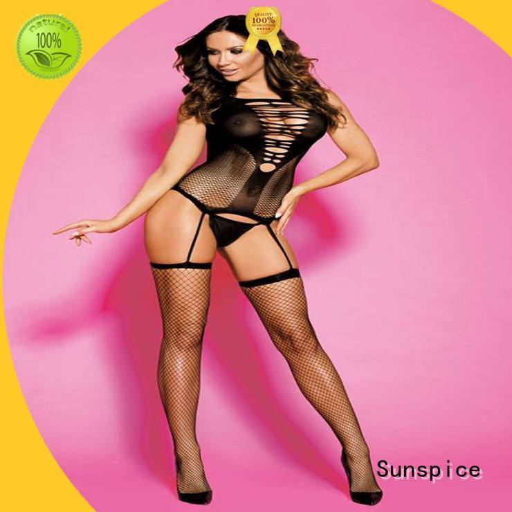 Sunspice h1071 body stockings fashion company for female