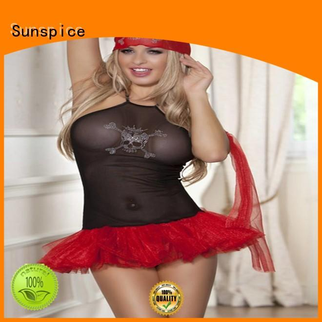 Sunspice Latest sexy pirate lingerie for sale for adults