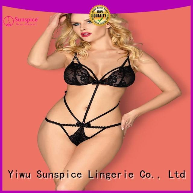 Sunspice lingerie vintage teddy lingerie supply for ladies