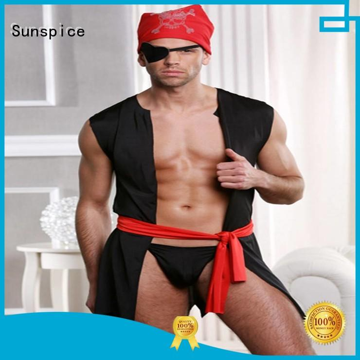 Sunspice Custom sexy guy costumes manufacturers for female
