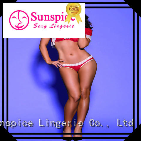 Sunspice christmas teddy lingerie women