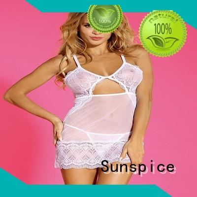Sunspice garter wedding lingeries suppliers for ladies