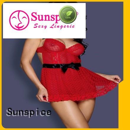 sexy garter lingerie set idea for female
