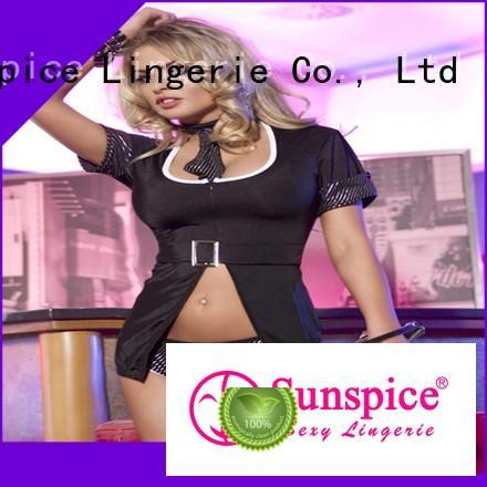 Custom sexy secretary lingerie secretary for business for adults
