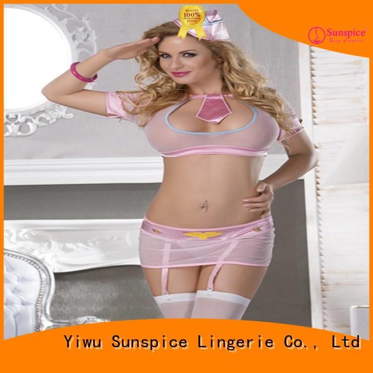 Top sexy pilot lingerie pilot factory for ladies