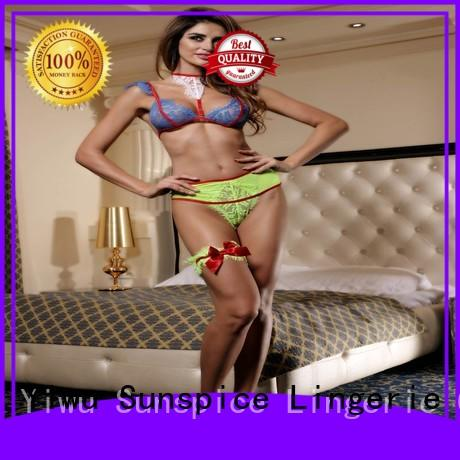 Sunspice Custom sexy halloween lingerie company for adults