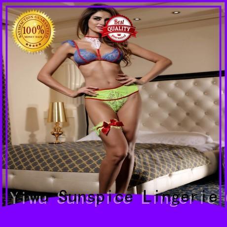 Sunspice Custom sexy halloween lingerie company for adults