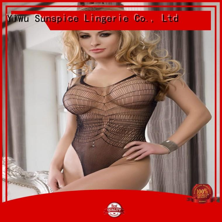 Sunspice h1079 coolcat bodystocking for business for women