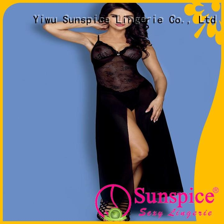 Sunspice sexy babydoll lingeria chose for ladies