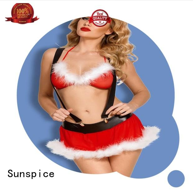 Sunspice sd105 miss claus lingerie supply for adults